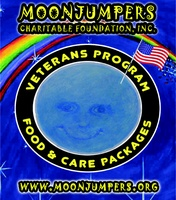 Donate to help support the Moonjumpers Veterans Program!